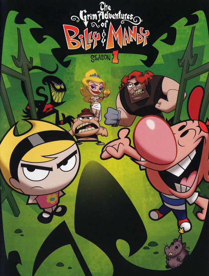 descargar las sombrias aventuras de billy y mandy serie completa latino