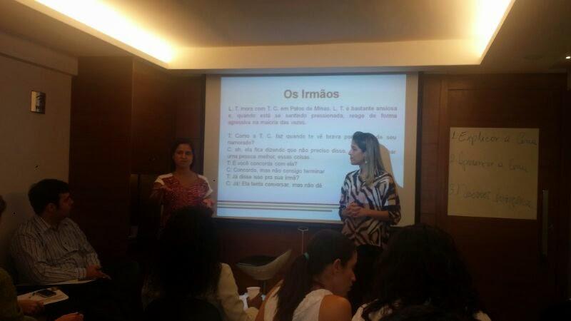 Workshop em Brasília - Métodos de Avaliação e Treinamento das Habilidades Sociais 33