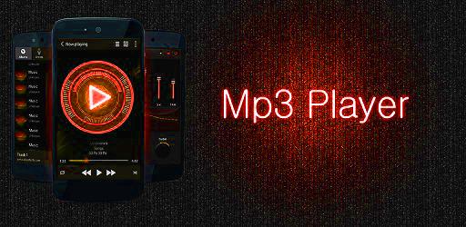 تطبيق مشغل موسيقى للاندرويد MP3 Player apk