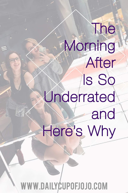 The Morning After Is So Underrated And Here's Why