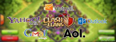 Bagaimana mengubah email untuk Clash of Clans (Google dan Apple ID)