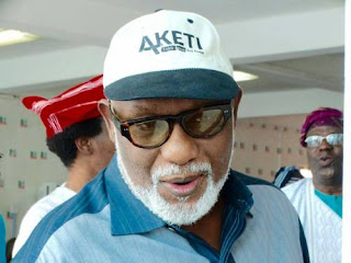 News: Supreme Court ruling: Akeredolu calls for calm, Abraham's group demands governor's resignation