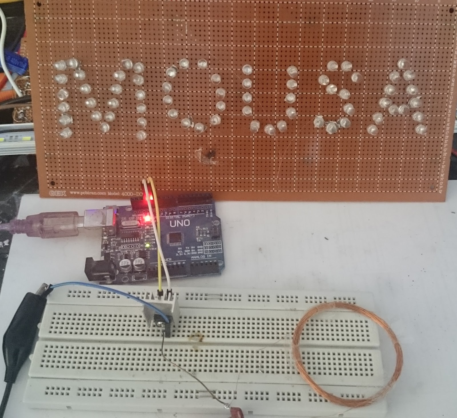 Alternating Led Flasher Circuit Project Gt1projects