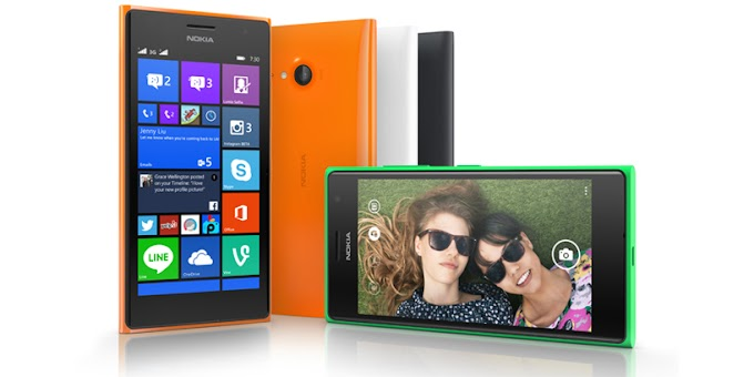 Nokia Lumia 730 and Lumia 735 officially announced for better selfies