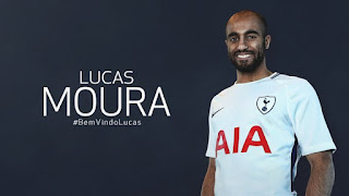 Officially - Lucas Mora moves from Paris St Germain to Tottenham