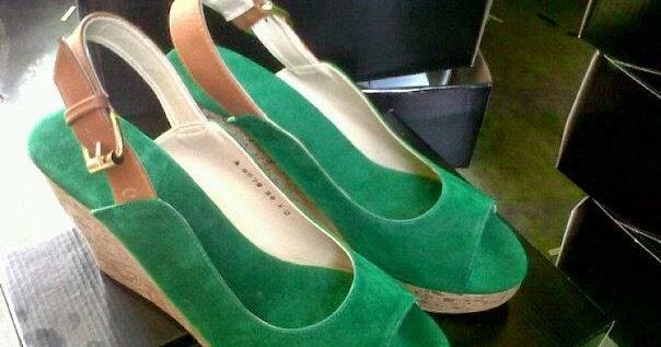 20+ Model Sepatu Sandal Wanita Modern Terbaru 2018 ...