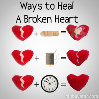 acupuncture heals a broken heart