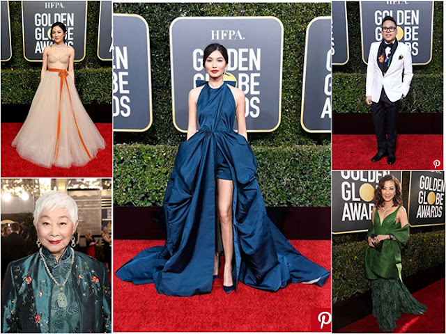 asians golden globes