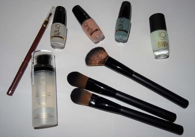 Makeup Rpimer, Pinsel, Lipliner, Nagellack