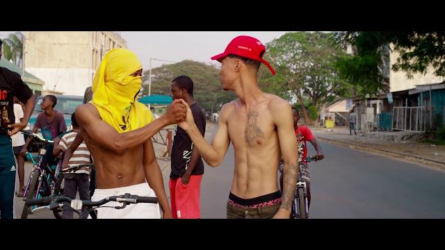 Kwesi Arthur - Grind Day remix ft. Sarkodie & Medikal (Official Video)