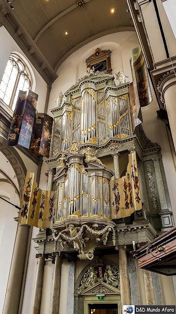Igreja Westerkerk - O que fazer em Amsterdam: 28 atrativos