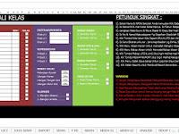 Aplikasi Olah Nilai Siswa untuk Guru Kelas dan Wali Kelas Lengkap