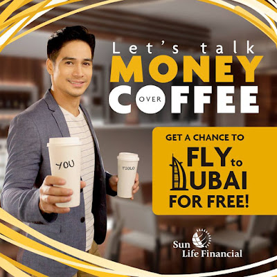 Do You Want A Coffee Date With Piolo Pascual and A Trip To Dubai?