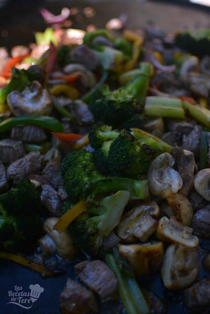 vegetales y vacío a la plancha tererecetas 02