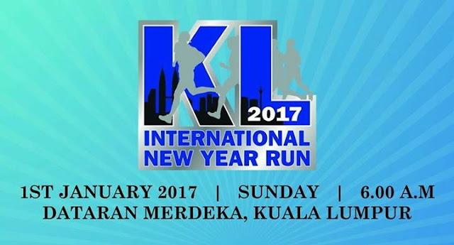 KL International New Year Run 2017