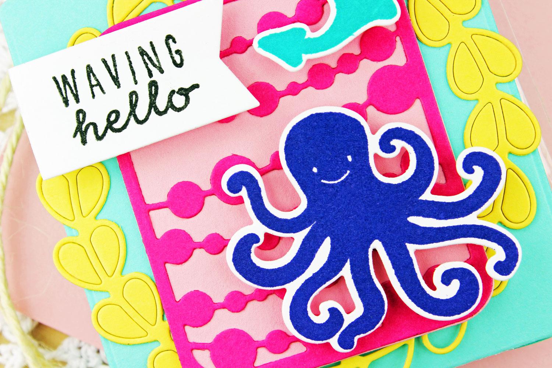 A Kept Life: Reverse Confetti June Blog Hop!