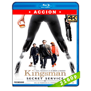 Kingsman: El servicio secreto (2014) 4K Audio Dual Latino-Ingles