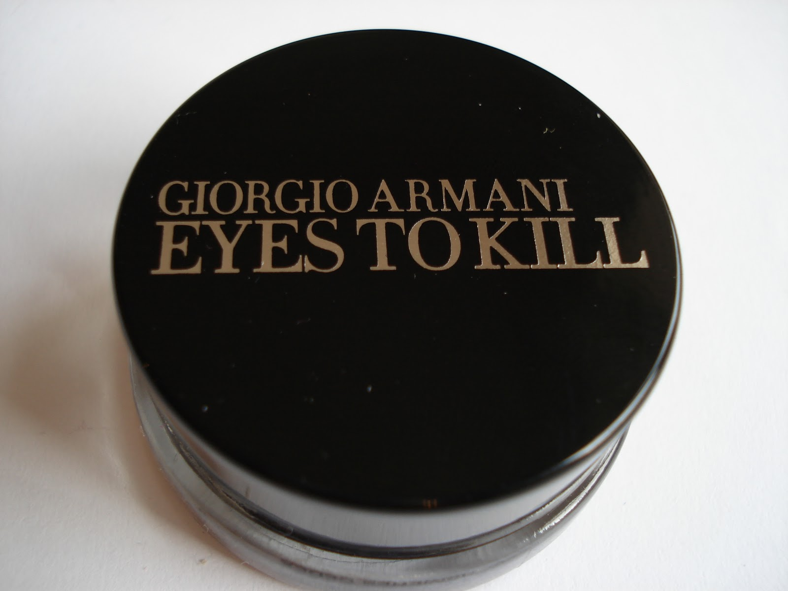 cosmetic cravings review armani eyes to kill 15. Black Bedroom Furniture Sets. Home Design Ideas