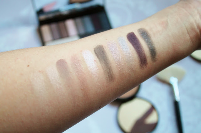Beauty Pie Eyeshadow Swatches