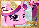 My Little Pony Princess Cadance Series 1 Trading Card