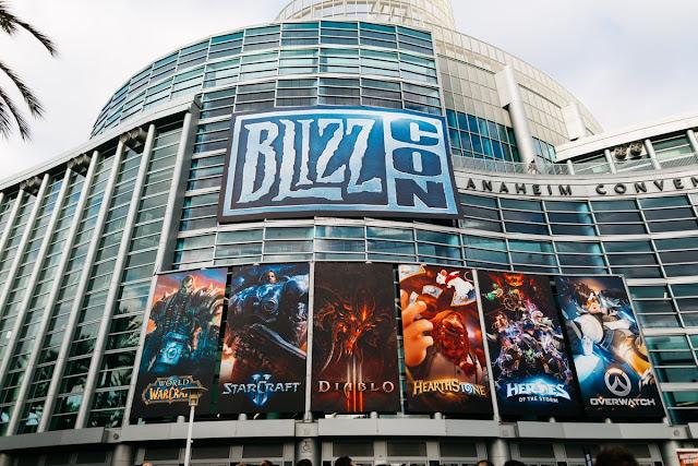 Blizzard anuncia la venta de entradas de la blizzcon el jueves 10 de mayo!