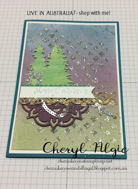CHRISTMAS IN JULY - CAROLS OF CHRISTMAS BLOG HOP