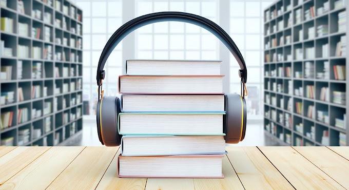 Audiobook para quem tem preguiça de ler