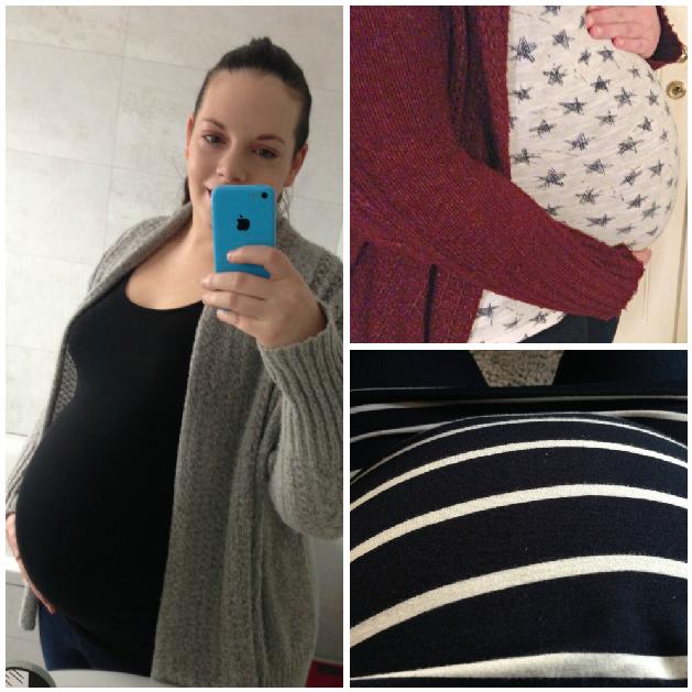 30 weken zwanger verhuisd