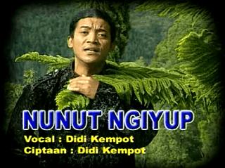 Lirik Lagu Nunut Ngiyup - Didi Kempot