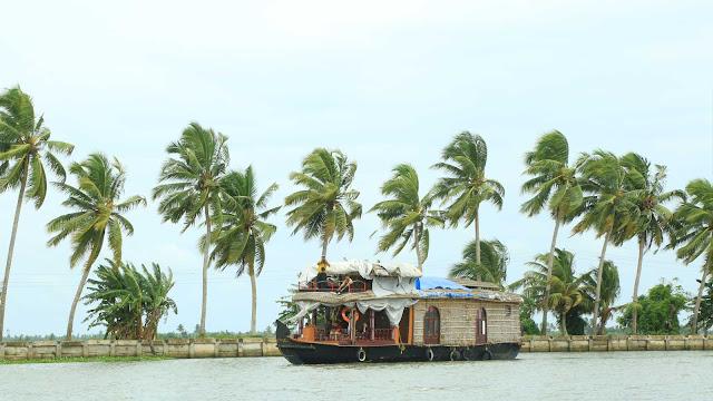 Alappuzha : Backwaters