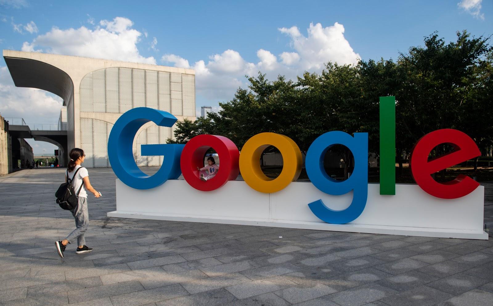 Google Alphabet Q1 revenue announced, up 13 percent