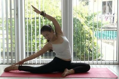động tác yoga cơ bản nhất