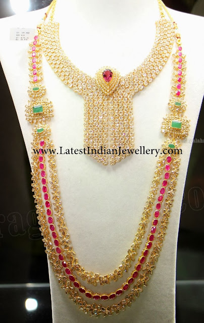 Bridal Set from Malabar Gold