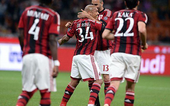 Sempat Tertinggal, Milan Balikkan Keadaan dan Menang 4-3
