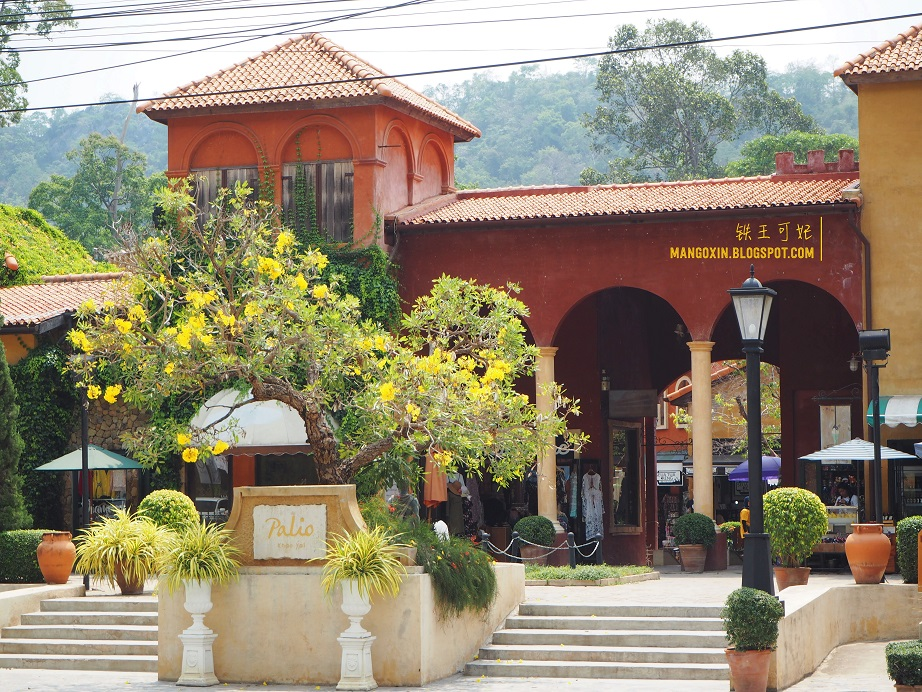 [考艾行程篇] Palio & The Mawmuek Cafe 小意大利城 khao yai