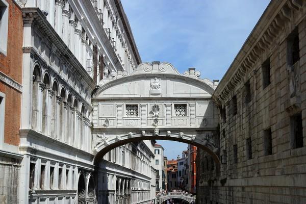venise italie pont soupirs
