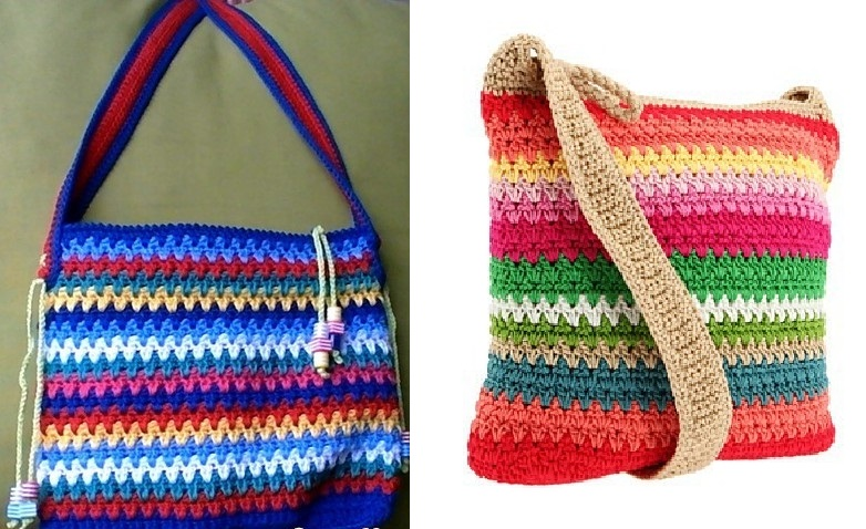 Free Crochet Patterns And Video Tutorials How To Crochet Bag Purse