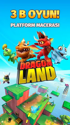 dragon land hile apk indir