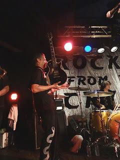 10.07.2017 Düsseldorf - Zakk: Rocket From The Crypt