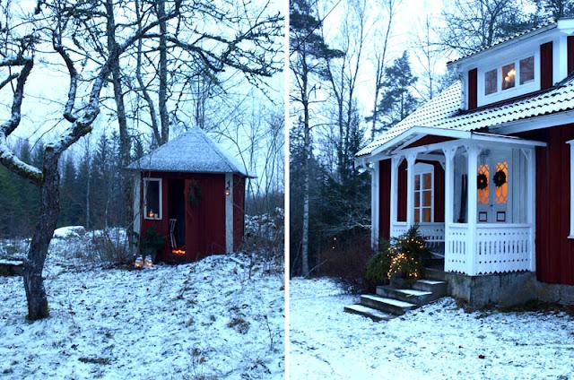 Vinter i Småland