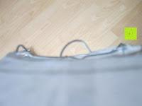 """oben: LIHAO 8"""" weiße runde Papier Laterne Lampion Lampenschirm Hochtzeit Party Dekoration Ballform - (10er Packung)"""