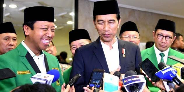 Kata PPP : Jokowi itu Merakyat dan Taat hukum Allah, Layak Dicalonkan Kembali