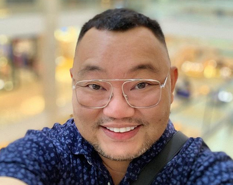 Micheal Ang juri pertandingan Vlog MBMB 2019