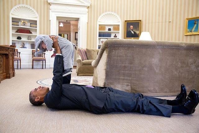 Esto fue lo que vio el fotógrafo de Obama durante sus 8 años de gestión