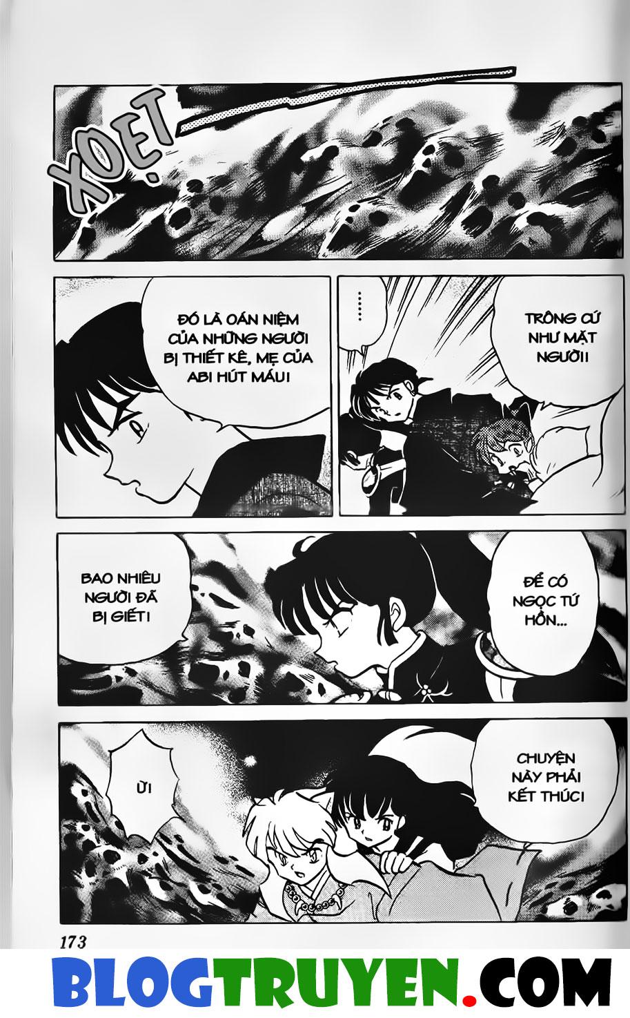 Inuyasha vol 32.10 trang 7