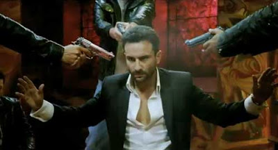 Agent Vinod Movie