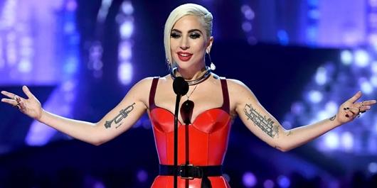 Lady Gaga, Eks Tunangan Cemburuan