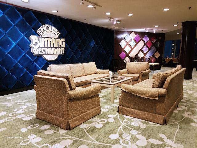 Bintang Revolving Restaurant, Federal Hotel KL