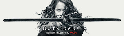 Outsiders Season 2 Banner Poster 1