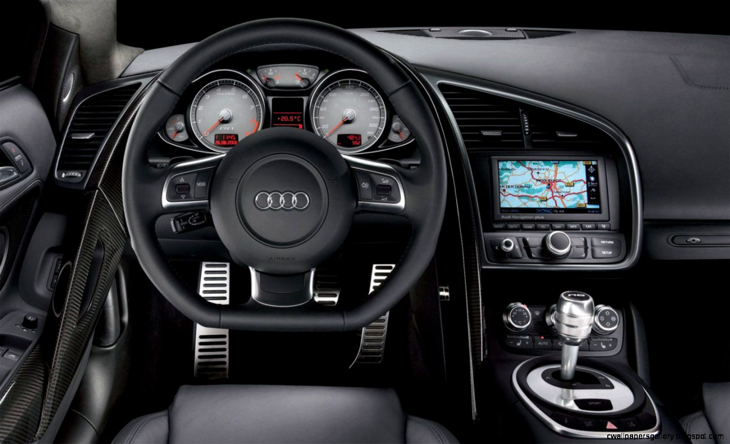 Audi R8 Interior Automatic HF7tLXTR    – Cool Car Wallpaper
